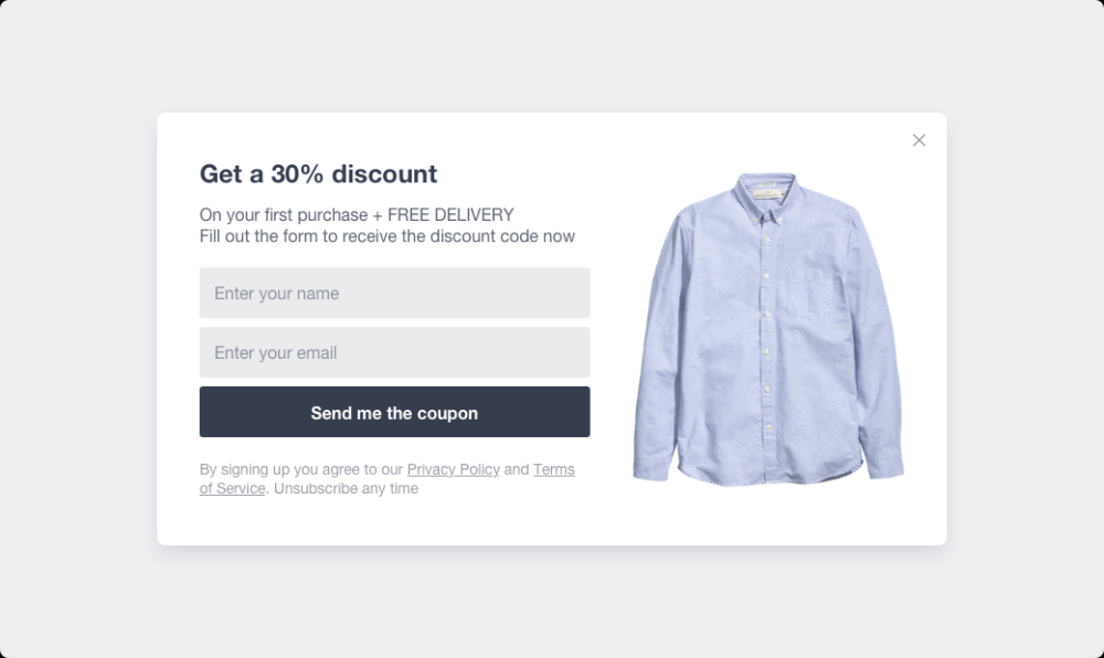 6 Ways to Collect Email Subscribers for Your Ecommerce Store