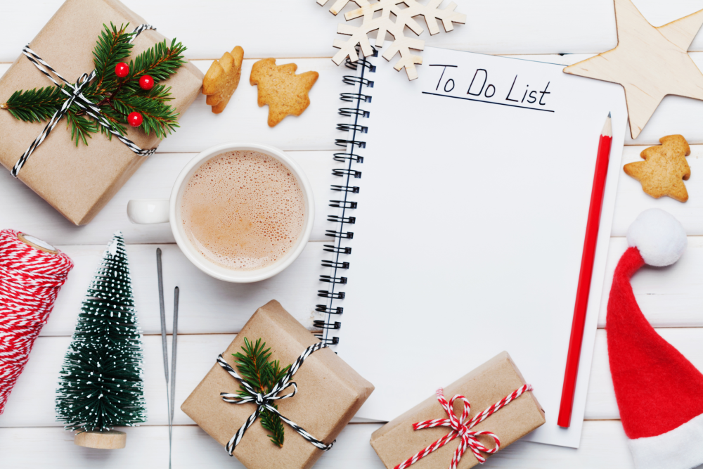 Holiday Shopping Preparation Checklist For Your Website