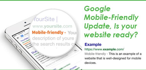 Is your store ready for Google's Mobile-Friendly Algorithm Update?