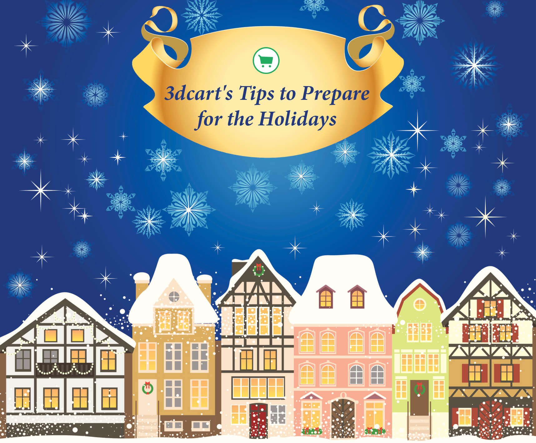 3dcart's Tips to Prepare for the Holidays