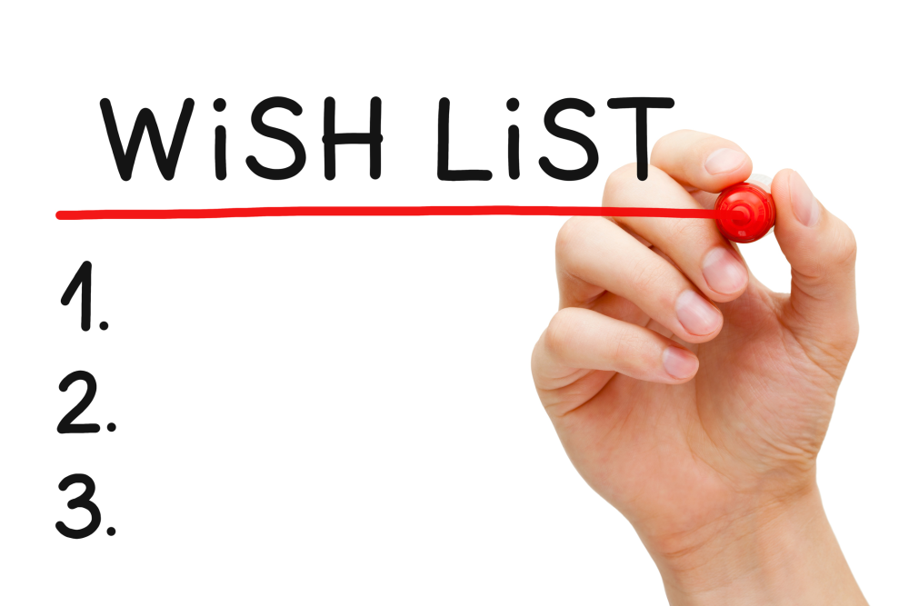 4 Ways Wish Lists can Boost Online Sales