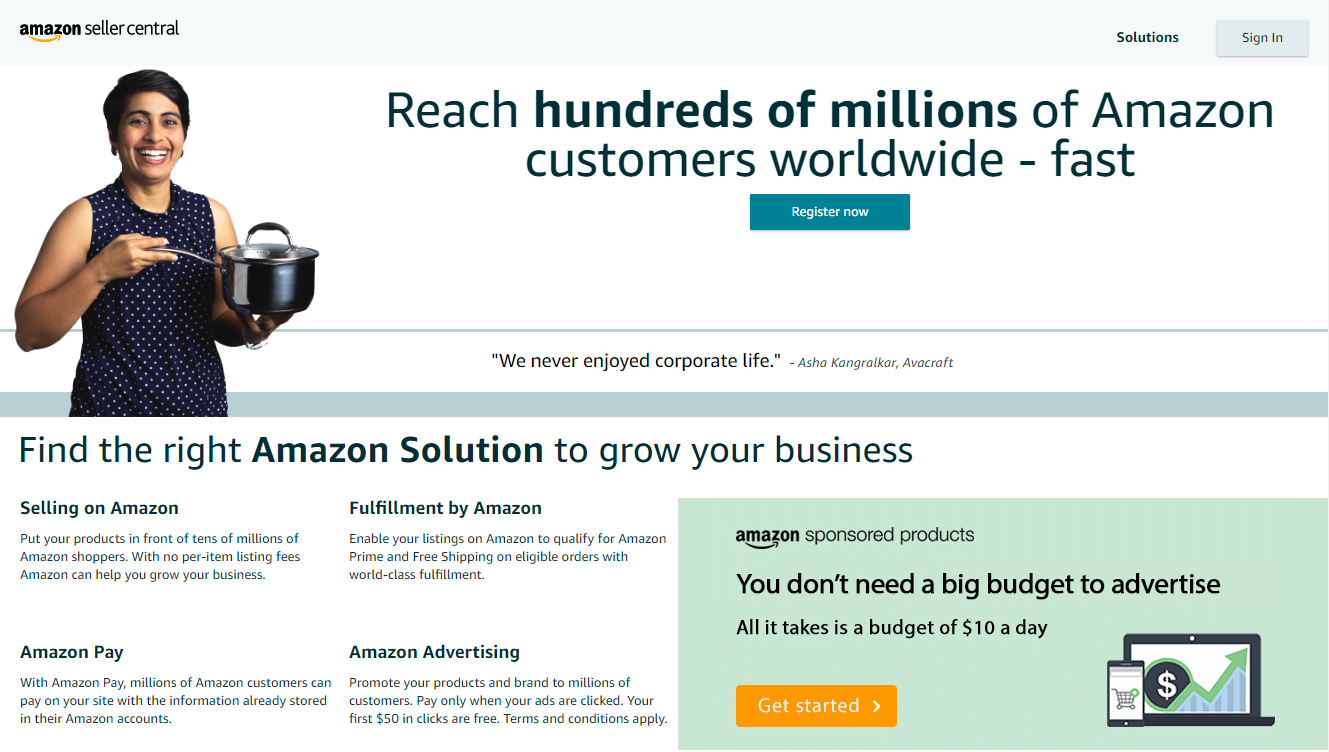 5 Reasons Amazon Sellers Should Open Their Own Online Store