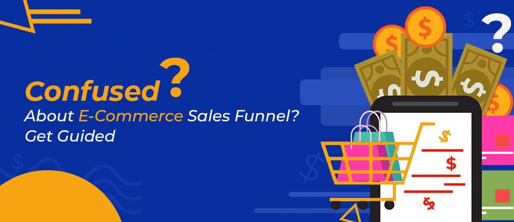 ecommerce sales funnel feature