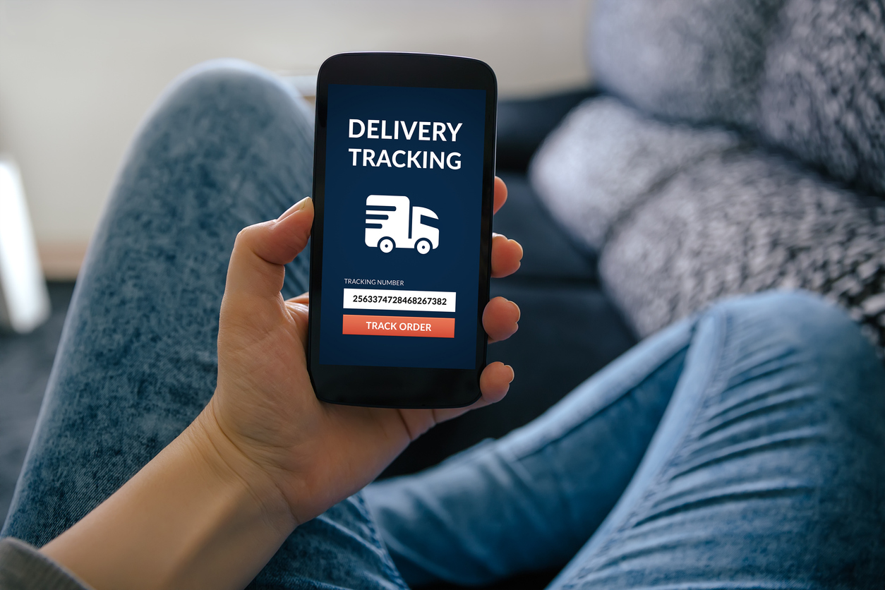 Custom Order-Tracking